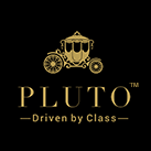 Pluto Travels Logo - Car Rental Services in Pune
